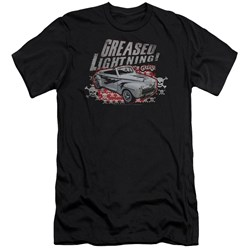 Grease - Mens Greased Lightening Premium Slim Fit T-Shirt