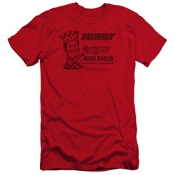 Tommy Boy - Mens Zalinsky Auto Premium Slim Fit T-Shirt