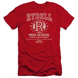 Grease - Mens Rydell High Premium Slim Fit T-Shirt