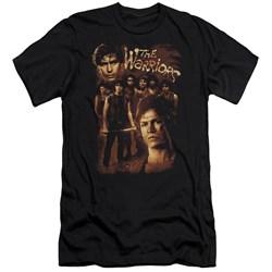 Warriors - Mens 9 Warriors Premium Slim Fit T-Shirt