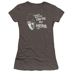 Ferris Bueller - Juniors My Hero Premium Bella T-Shirt