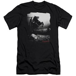 Sleepy Hollow - Mens Foggy Night Premium Slim Fit T-Shirt