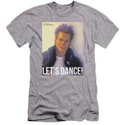 Footloose - Mens Lets Dance Premium Slim Fit T-Shirt