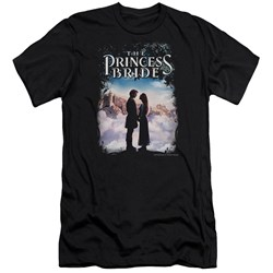 Princess Bride - Mens Storybook Love Premium Slim Fit T-Shirt