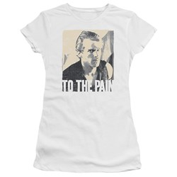 Princess Bride - Juniors To The Pain Premium Bella T-Shirt