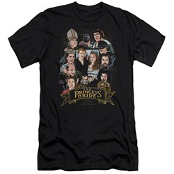 Princess Bride - Mens Timeless Premium Slim Fit T-Shirt