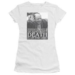 Pb - Juniors Sicilian Premium Bella T-Shirt