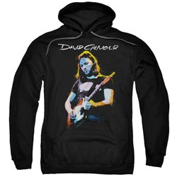 David Gilmour - Mens Guitar Gilmour Pullover Hoodie