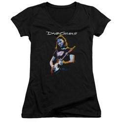 David Gilmour - Juniors Guitar Gilmour V-Neck T-Shirt