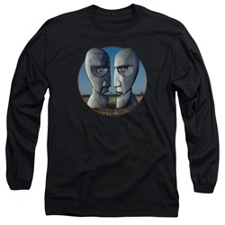 Pink Floyd - Mens Division Bell Cover Long Sleeve T-Shirt