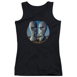 Pink Floyd - Juniors Division Bell Cover Tank Top