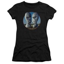 Pink Floyd - Juniors Division Bell Cover Premium Bella T-Shirt