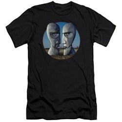 Pink Floyd - Mens Division Bell Cover Premium Slim Fit T-Shirt