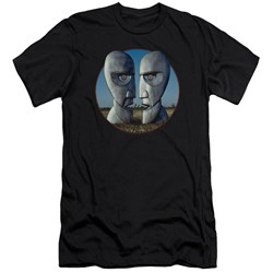 Pink Floyd - Mens Division Bell Cover Slim Fit T-Shirt