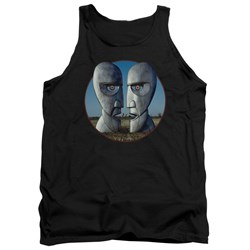 Pink Floyd - Mens Division Bell Cover Tank Top