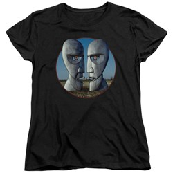 Pink Floyd - Womens Division Bell Cover T-Shirt