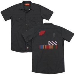 Pink Floyd - Mens The Final Cut (Back Print) Work Shirt