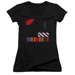 Pink Floyd - Juniors The Final Cut V-Neck T-Shirt