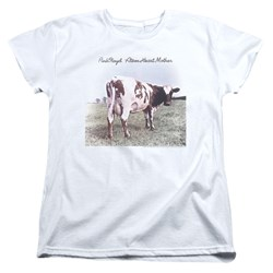 Pink Floyd - Womens Atom Heart Mother T-Shirt