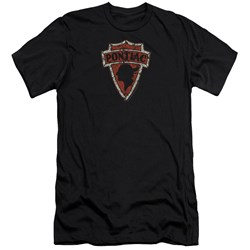 Pontiac - Mens Early Pontiac Arrowhead Premium Slim Fit T-Shirt