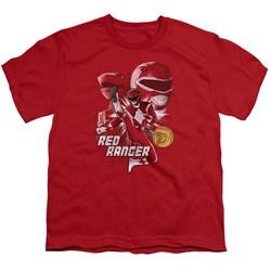 Power Rangers - Youth Red Ranger T-Shirt