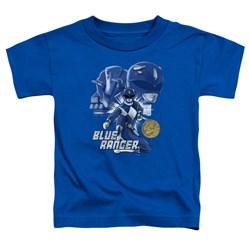 Power Rangers - Toddlers Blue Ranger T-Shirt
