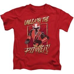 Power Rangers - Youth Unleash T-Shirt