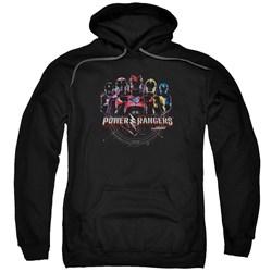 Power Rangers - Mens Ranger Circuitry Pullover Hoodie