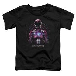 Power Rangers - Toddlers Pink Ranger T-Shirt