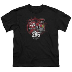 Power Rangers - Youth Red 25 T-Shirt