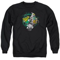 Power Rangers - Mens Green 25 Sweater