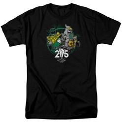 Power Rangers - Mens Green 25 T-Shirt