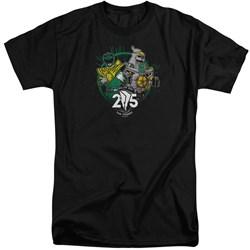 Power Rangers - Mens Green 25 Tall T-Shirt