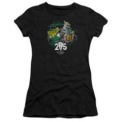 Power Rangers - Juniors Green 25 T-Shirt