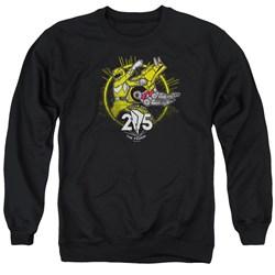 Power Rangers - Mens Yellow 25 Sweater
