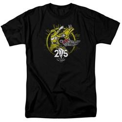 Power Rangers - Mens Yellow 25 T-Shirt