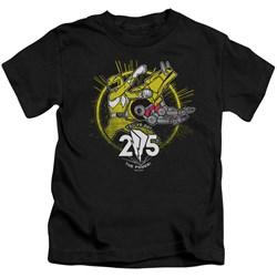 Power Rangers - Youth Yellow 25 T-Shirt
