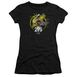 Power Rangers - Juniors Yellow 25 Premium Bella T-Shirt
