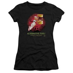 Popeye - Juniors Alternative Fuel Premium Bella T-Shirt