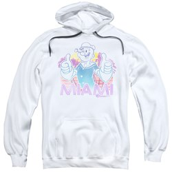 Popeye - Mens Miami Pullover Hoodie