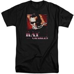 Ray Charles - Mens Sing It Tall T-Shirt