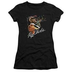 Ray Charles - Juniors Soul Premium Bella T-Shirt