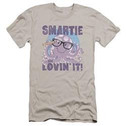 Smarties - Mens Octo Premium Slim Fit T-Shirt