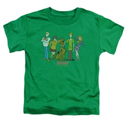 Scooby Doo - Toddlers Scooby Gang T-Shirt