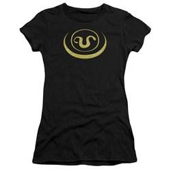 Sg1 - Juniors Goauld Apothis Symbol Premium Bella T-Shirt