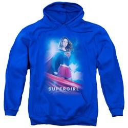 Supergirl - Mens Kara Zor El Pullover Hoodie