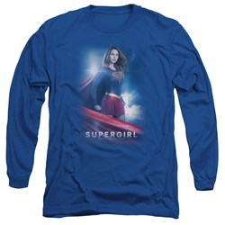 Supergirl - Mens Kara Zor El Long Sleeve T-Shirt