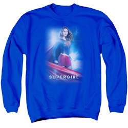 Supergirl - Mens Kara Zor El Sweater