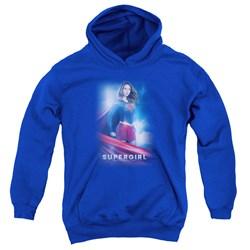 Supergirl - Youth Kara Zor El Pullover Hoodie