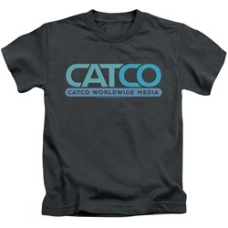 Supergirl - Youth Catco Logo T-Shirt